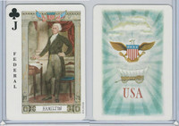 1973 US Games, American Historical Cards, Club Jack, Alexander Hamilton