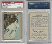 T99 ATC, Sights & Scenes, 1911, Alps, PSA 4 VGEX