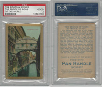 T99 ATC, Sights & Scenes, 1911, Bridge of Sighs, PSA 2 Good