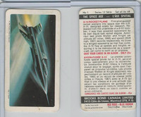FC34-13 Brooke Bond, Space Age, 1969, #1 X-15 Rocket Plane