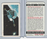 FC34-13 Brooke Bond, Space Age, 1969, #17 Orbiting Solar Observatory