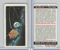 FC34-13 Brooke Bond, Space Age, 1969, #18 Communication Satellite