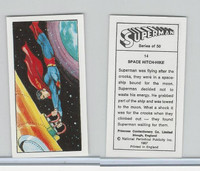 P0-0 Primrose Confectionery, Superman, 1967, #14 Space
