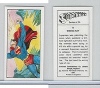 P0-0 Primrose Confectionery, Superman, 1967, #15
