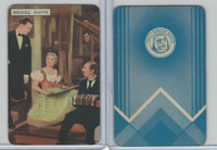 1939 Film Fantasy Card Game, Bridal Suite, (A)