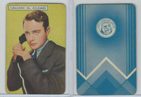 1939 Film Fantasy Card Game, Calling Dr. Kildare, (B)