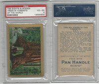 T99 ATC, Sights & Scenes, 1911, Big Trees in Yosemite, PSA 4 VGEX