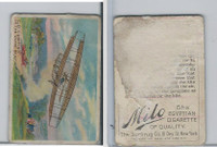 T28 Milo Cigarettes, Aeroplane Series, 1910, C.D. Curtiss June Bug