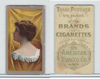 T400 American Tobacco, Actresses, 1910, (7)