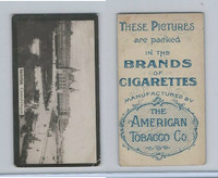 T430 American Tobacco, World Views, 1900, Amsterdam, Central Depot