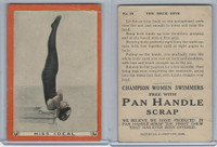 T221 Pan Handle Scrap, Champion Women Swimmers, 1910, #19 Miss Ideal