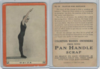 T221 Pan Handle Scrap, Champion Women Swimmers, 1910, #28 Odiva