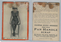 T221 Pan Handle Scrap, Champion Women Swimmers, 1910, #31 A Kellermann