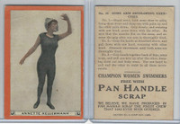 T221 Pan Handle Scrap, Champion Women Swimmers, 1910, #32 A Kellermann