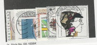 Germany, Postage Stamp, #1984-1990 Mint NH, 1997-98