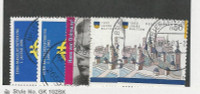 Germany, Postage Stamp, #2144-2146A Used, 2002