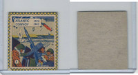 F279-22 Quaker, Kollectors Klub Battle Stamps, 1944, #8 Atlantic Convoy