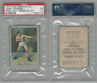 T225 Khedival Co., Prize Fight, Jimmy Gardner, PSA 1.5 FR
