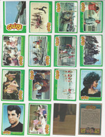 1978 Topps, Grease Series 2, Complete Set of 66 Cards & 11 Stickers