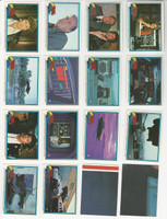 1983 Donruss, Knight Rider, Complete Set of 55 Cards