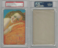 W424-2f Mutoscope, Yankee Doodle Girls, 1942, Feather Your Nest, PSA 5 EX