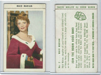 UM22 Johnson & Johnson, Robin Hood TV Action, 1957, #2 Maid Marian