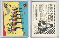 W510-3 Abbey, Magic Action Trading Cards, 1964, Chorus Line