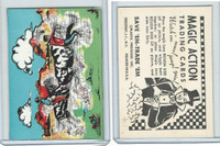 W510-3 Abbey, Magic Action Trading Cards, 1964, Cowboys