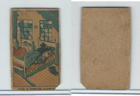 W539 Strip Card, Charlie Chaplin, 1920's, For A Nights Lodging