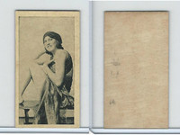 W Card, Women, 1930's Pinup Girls, (C)