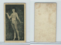 W Card, Women, 1930's Pinup Girls, (E)