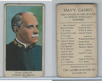 E2 Lauer & Suter, Navy Candy, 1920's, Charles R. Sperry