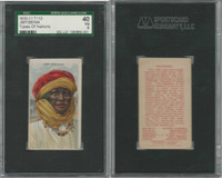 T113 Recruit, Types of Nations, 1910, Abyssinia, SGC 40 VG