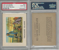 1960 Buymore W527, Treasure Island, Pirate, #59 The Mutineers Called, PSA 10 Gem