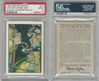 F71 Mister Softee, Adventures Of Captain Chapel, 1962, #10, PSA 9 Mint
