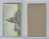 E48 BBB Honey Kisses, State Capitols, 1920's, Kansas, Topeka