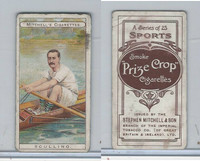 M122-19 Mitchell Cigarettes, Sports, 1907, Sculling