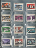 UO Misc, Associated Oil, Stamps Of The West, 1939, Series 2, 100 Stamps