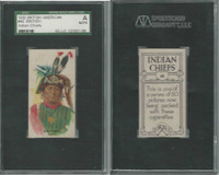 B116-0 British Am. Tobacco, Indian Chiefs, 1930, #48 British, SGC A