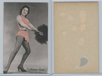 W Card Misc, Pin-Up Girls, Kathleen Case