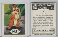 B0-0a Barratt, Walt Disney Characters, 1955, #9 Dale Rabbit