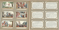 Liebig, Set 6 Cards, F1353, 1937, Joan of Arc, France History, Knights