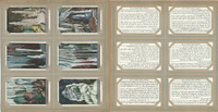 Liebig, Set 6 Cards, F1355, 1937, Wonders Of The Belgian Caves