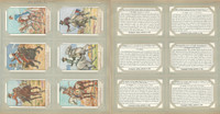 Liebig, Set 6 Cards, F1389, 1939, Great Horseman, Cowboy, Indian, Cossack