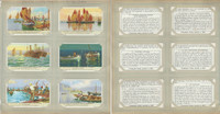Liebig, Set 6 Cards, F1401, 1939, Fishing Among Sea Peoples