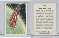 C0-0 Calvert, Dan Dare Space, 1954, #16 MH Test Ship