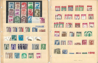 Spain Colonies Stamp Collection on 5 Stock Pages, Sahara, Morocco, Guinea