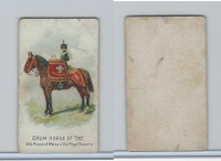 B118-0 British Am. Tobacco, Drum Horses, 1910, 10th Prince of Wales Hussars