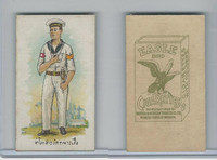 B118-0 British Am. Tobacco, Siamese Uniforms, 1915, Eagle Cigarettes (B)