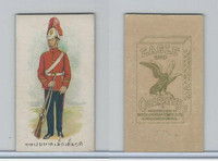 B118-0 British Am. Tobacco, Siamese Uniforms, 1915, Eagle Cigarettes (C)